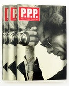 Image of P.P.P.: Pier Paolo Pasolini and Death