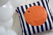 Image of Taie de coussin orange Bobo choses ♥