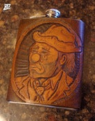 Image of &quot;Tears of a Clown&quot; flask