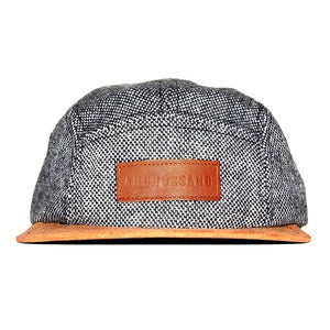 Image of  Tweed/Suede 5 Panel