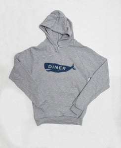 Diner Whale Hoodie