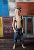 Image of Little Boy Suspenders - TWO Colors - Toddler and Up - NEW