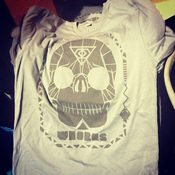 Image of Sugar Skull Tee