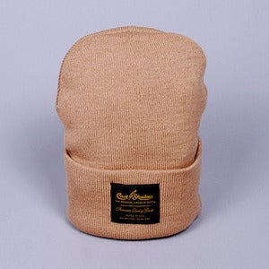 Image of Gold Label Beanie (Khaki)
