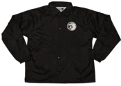 Image of SK8RATS Wind Breaker Jacket (Black)