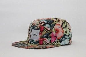 Image of Hawaiian Pinup AND 5 Panel