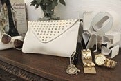 Image of Ivory Navigli Clutch
