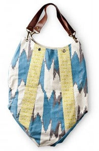 Image of ikat handbags