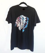 Image of American Warrior Black Tee 