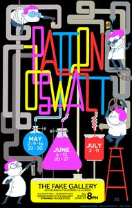 "Image of Patton Oswalt ""Science Guys"" Poster"