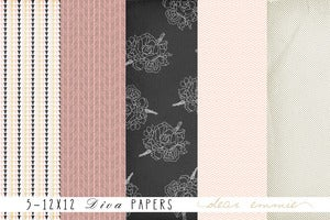 Image of Diva Paper Pack