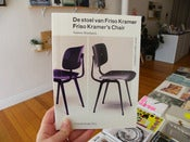 Image of Yvonne Brentjens - Friso Kramer's Chair