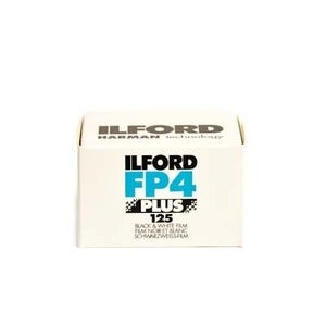 Image of Ilford FP4+ 125 - B&W 35mm Film