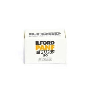 Image of Ilford Pan F Plus 50 - B&W 35mm Film