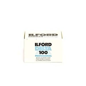 Image of Ilford Delta 100 - B&W 35mm Film