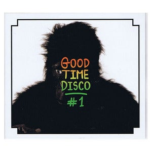 Image of Good Time Disco #1 (CD, mixed, compilation)