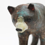 Image of Paper Mâché Bear