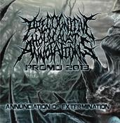 Image of PRECOGNITIVE HOLOCAUST ANNOTATIONS - Annunciation of Extermination - Promo 2013 - PRE-ORDER