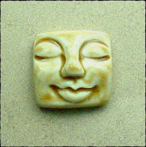 Image of Large Square Face Stone