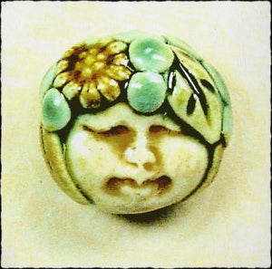 Image of Fairy Face Bead