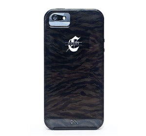 Image of Elusive x Casemate Tough for iPhone in Tiger Camo