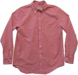 Image of Yellow Rat Red Gingham Shirt