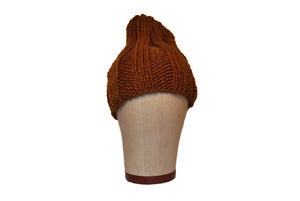 Image of Fisherman's Beanie in Golden Brown