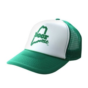 Image of BeerME Trucker Hat (Green)