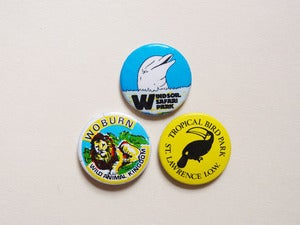 Image of Zoo badges no.6