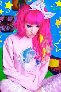 Image of Moon baby sweatshirt