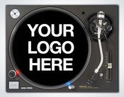Image of Custom DJ Slipmats (1 pair)