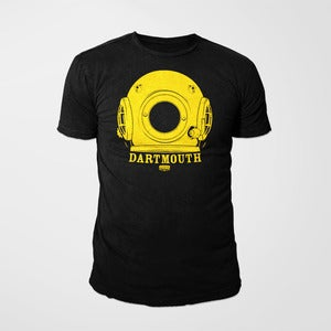 Image of Diving Helmet Tee