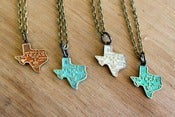 Image of Texas Necklace