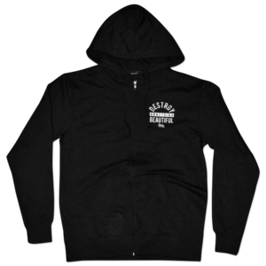 Image of Hardcore Zip-Up