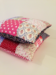 Image of Patchwork cushions