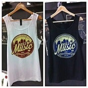 Image of Kill The Music &quot;Logo Singlet&quot; Summer 2012
