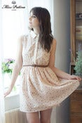 Image of Summer Explorer Dress (Pink Bird)
