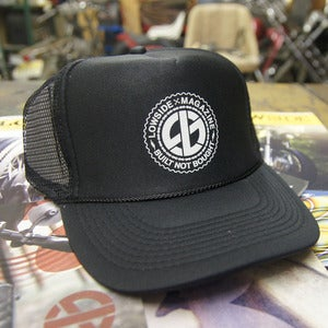 Image of LS Built Not Bought Icon - trucker hat
