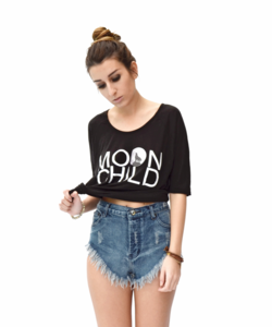 Image of MOON CHILD TEE