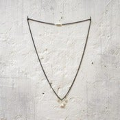 Image of Collar Kelly corto  Kellys short necklace