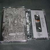 "Image of EARTH PLAGUE ""Death To All!"" Cassette"