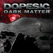 "Image of Dopesic ""Dark Matter"" CD"