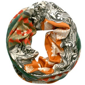Image of Relic. Single Loop Infinity Scarf