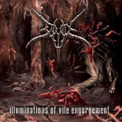 Image of ENMITY - Illuminations Of Vile Engorgement CD