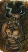 "Image of ""Vamp Bride"" Mini Print"