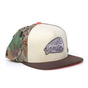 Image of IN4M - RIDE HUNTER CAMO STARTER SNAPBACK