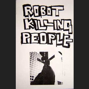 Image of Robot Killing People #1