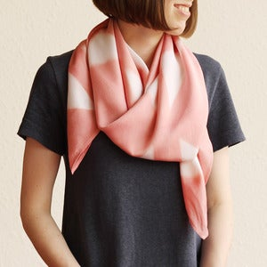 Image of Bamboo Scarf - Petal
