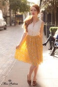 Image of Field of Dreams Dress (yellow) 
