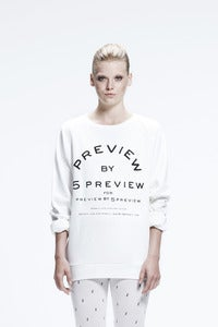 Image of SS2013: Sweater with - PREVIEW